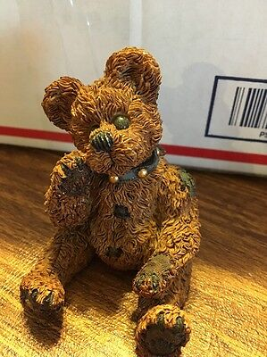 The Simple Bear  Boyds Bears and Friends Figurine 227703
