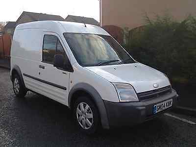 2004 Ford Transit Connect High Roof Diesel Van NO VAT