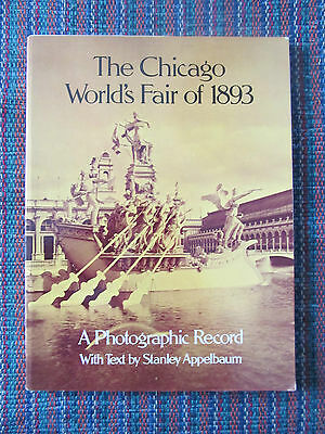 Chicago World's Fair of 1893 Photographic record 1980