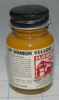 FLOQUIL RAILROAD COLORS - SP ARMOR YELLOW - No110133 / 1OZ