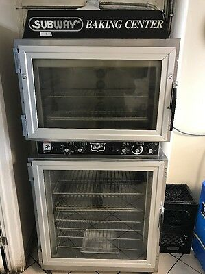 Duke AHPO-6/18 Convection Oven & Proofer, 12 pans + Bread Display Included Free