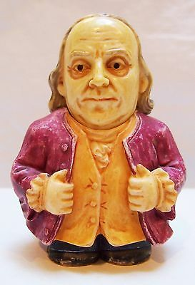 Benjamin Franklin Harmony Ball Pot Belly