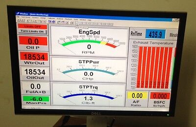 SuperFlow 901 Windyn Software with Dynamometer CPU Update