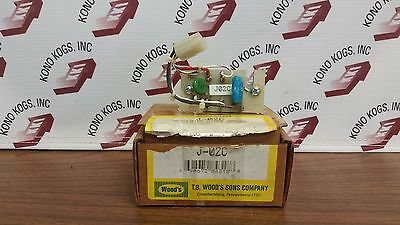 NOS T.B. Wood's J-02C Regulator-Diode Module