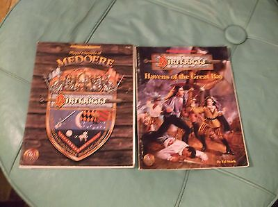 Advanced Dungeons & Dragons Birthright Havens of the the Great Bay & Medoere