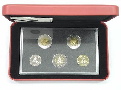 RCM - 2006 Concept Token Set 10th Anniversary of the Two Dollar Coin Concept To