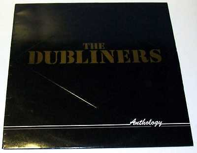 """The Dubliners """"Anthology"""" - Transatlantic Records 1978 - (MTRA 2010 made in UK)"""