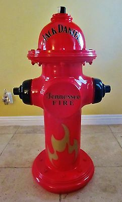 Jack Daniels Whiskey Tennessee Fire Hydrant