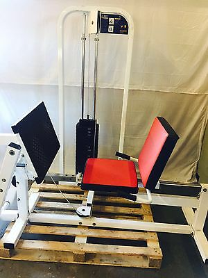 Commercial Seated Leg Press ( Same Design As Life Fitness )