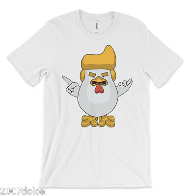 Trump Rooster Shirt (chicken,cock,china)