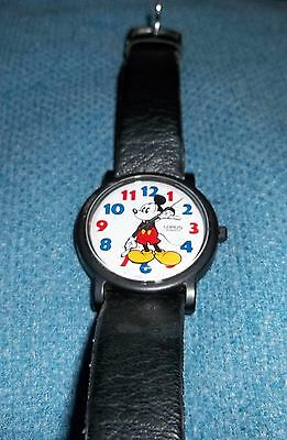 Older Lorus Plastic Mickey Mouse Watch