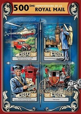Z08 IMPERFORATED NIG16315a NIGER 2016 Royal Mail MNH