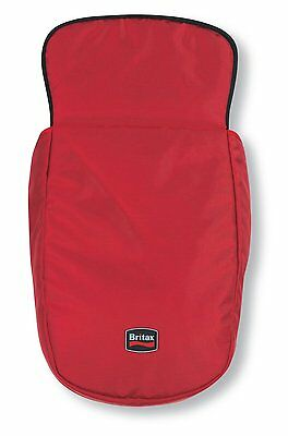 Britax B-Ready and B-Scene Boot Cover S840800 Red, Free Shipping