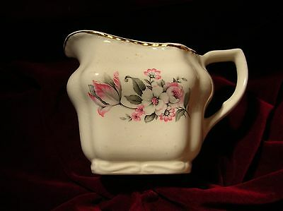 Steubenville ~ STB170 ~ China ~ Vintage ~ Pink White Flowers ~ Mint Condition