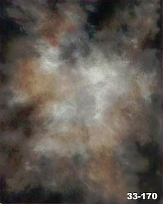 9' x 16' Hand-Painted Canvas Scenic/Old Master Photo Backdrop Background 33-170