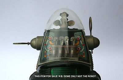 Dome for Mechanized Robot (Robby)