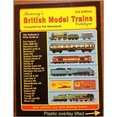 Ramsay's British Model Trains 3rd Edition 2002 in Near Mint Condition [31/1]