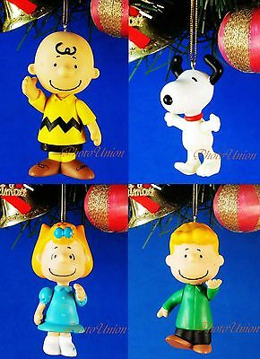 Decoration Ornament Xmas Tree Party Home Decor Peanuts Snoopy & Fiends Set *K239