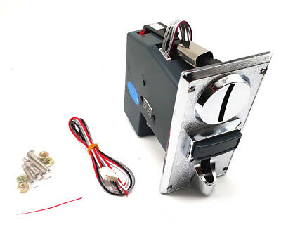 JY-923 multi coin selector coin acceptor for any 3 kinds of coins
