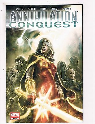 Annihilation Conquest # 1 NM 1st Print Marvel Comic Guardians Of The Galaxy S62