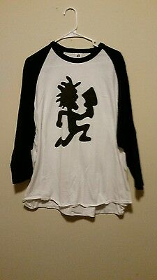 Psychopathic Records shirt jersey ICP