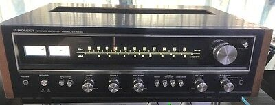 PIONEER SX-5530 Stereo Receiver