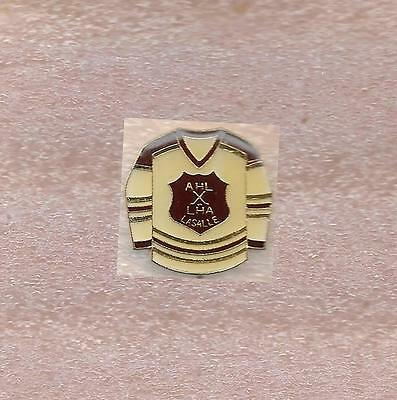 Lasalle Amateur Hockey League AHL LHA Quebec Canada Official Pin Old