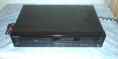 Platine Cd Sony Compact Disc Player Cdp-690