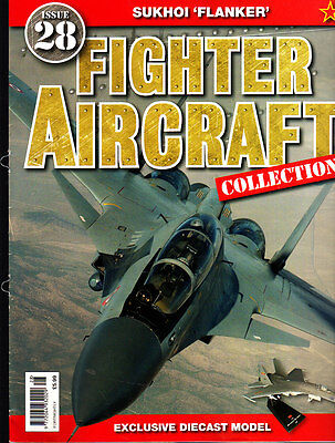Aviation Magazine, Fighter Aircraft Collection No28, Sukhoi Flanker