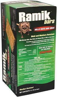 NEOGEN RODENTICIDE Ramik Mouse and Rat Bars