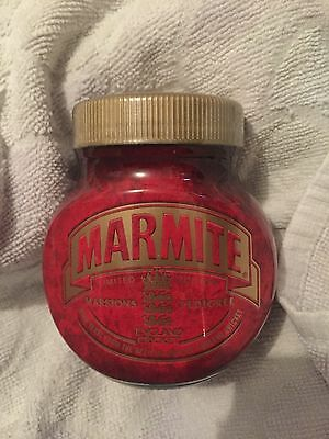 Limited edition Marmite Ashes 2009
