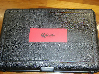 Quest 210 professional quality sound level meter new boxed