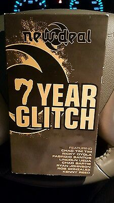 VHS 7 Year glitch new deal skateboard video Kenny Reed
