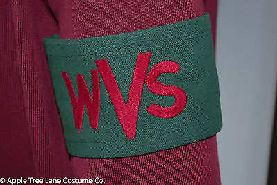 WVS Armband, Home front, WW2, 1940's