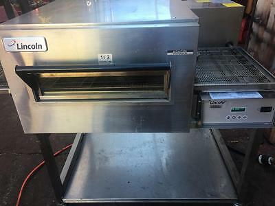 "2015 Model Lincoln Pizza Oven Impinger 1132 Conveyor  Electric 18"" BEAUTIFUL"