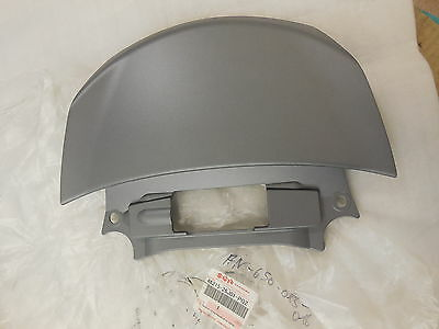 Suzuki AN650 Z Burgmann 013-016 Cover Pillion Rider Gray Verkleidung Neu Fairing