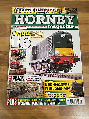 Hornby [Model Railway] Magazine - Issue 76 - October 2013