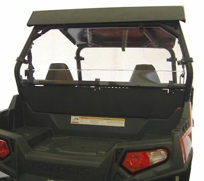 POLARIS RANGER RZR REAR WINDSHIELD and BACK PANEL COMBO (NEW) Canada