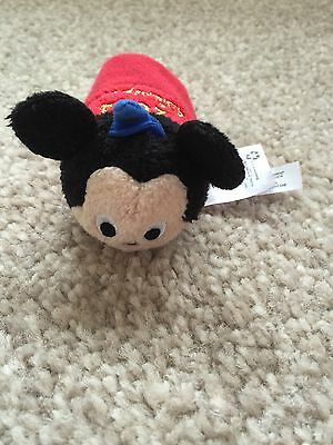 Disney Store Cast Member Exclusive Tsum Tsum Sorcerer Mickey Mouse