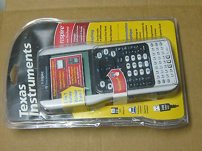 Texas Instruments TI-Nspire with Touchpad Graphing Calculator