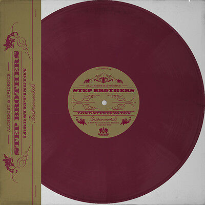 The Step Brothers - Lord Steppington Instrumentals 2 x LP NEW Alchemist Evidence