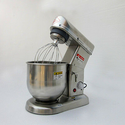 DHL Free Shipping 10L Commercial mixer dough stand mixer machine