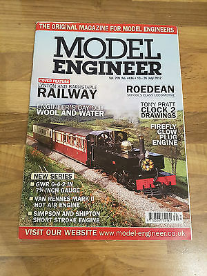 Model Engineer Magazine - 13th - 26th July 2012 - No. 4434 - Volume 209