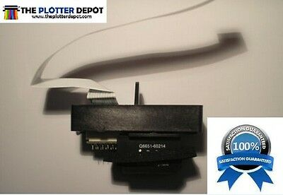 HP Designjet Q6651-60297 Line sensor assembly - Includes holder and cable WRNTY