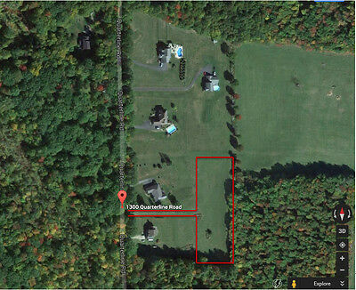 Scenic VT Residential 2.3 Acre Developed Lot/Land/Real Estate w/ Mountain Views!