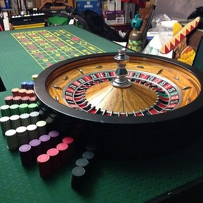 Roulette and Blackjack complete set up. New Year-New Price!