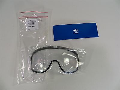 Adidas 2014 Ah80 Catchline Goggles Replacement Lens Lst Clear Od7X