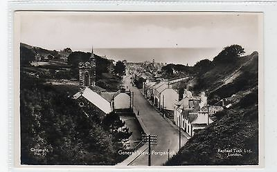 GENERAL VIEW OF PORTPATRICK: Wigtownshire postcard (C23439)