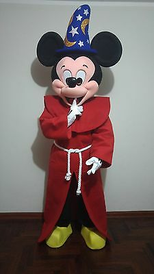 Disfraz ( costume, botargas, mascot) HERMOSO MICKEY MAGIC HALLOWEEN 5' 10""