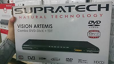 dvd tdt combo supratech
